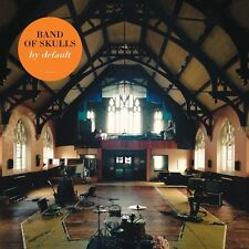 BAND OF SKULLS - BY DEFAULT   CD NEU