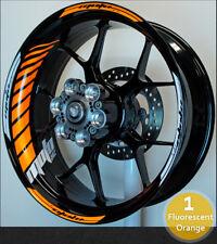 Wheel Rim Stripes Tape Decals fits KTM rc8 690 Duke 1290 Super R 390 SMC Sticker