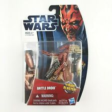Battle Droid | Star Wars Movie Heroes | MH04 MOC | Hasbro | Free Aus Postage