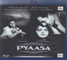 Pyaasa Hindi Blu Ray - Starring Guru Dutt, Mala Sinha