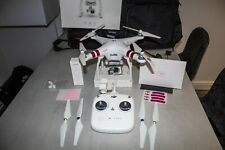 Phantom 3 Standard Drone -  White | Good condition