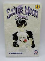 SAILOR MOON SUPER S # 4 Manga RARE OOP TOKYOPOP Anime Comic Naoko Takeuchi