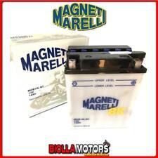 YB14L-B2 BATTERIA MAGNETI MARELLI 12V 14AH HONDA CBR1000F Hurricane 1000 1991- M