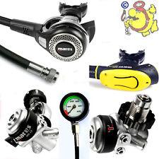 UKB 28V ABYSS 22x Mares regulator miflex + octopus MV miflex + gauge  PSI / bar