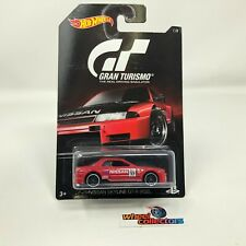 Nissan Skyline GT-R R32 * RED * Hot Wheels Gran Turismo * ZA12