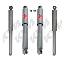 KYB 4 Heavy Duty SHOCKS BLAZER 4WD 4x4 K1500 K2500 K3500 ESCALADE KG5480 KG5479