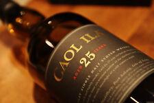 ** Caol Ila - 25 años/years-un whisky de malta escoces whisky - 0,7l - 43% vol. ** 3