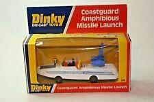 Dinky Coastguard Amphibious Missile Launch,  Mint in Excellent  Original Box