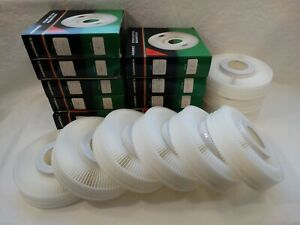 Lot Of 9 Vintage Hanimex Rotary Slide Carousel Trays Hold 100 2x2 Slides