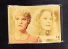 2017 Woman of Star Trek 50th Anniversary GOLD METAL WS19 card