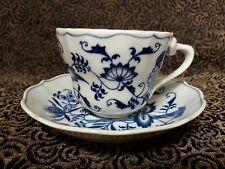 Blue Danube Japan Blue Onion china tea cup \u0026 saucer (vintage) & Antique Original Blue Danube China \u0026 Dinnerware | eBay