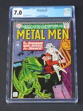 Metal Men #18 CGC 7.0 1966 DC Comics