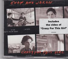 Evan And Jaron-Crazy For This Girl cd maxi single