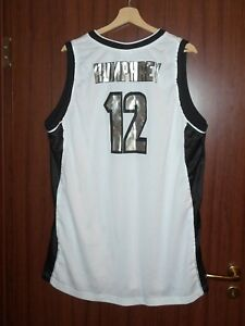 MATCH WORN #12 Humphrey PAOK BC Shirt Jersey BASKETBALL size XXL GREECE GREEK