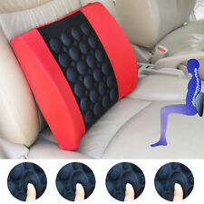 12 V voiture électrique Lombaires Dos Massage Coussin Maison Chaise Taille Support Tool
