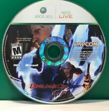 Devil May Cry 4 (Microsoft Xbox 360, 2008) DISC ONLY 13778