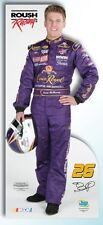 JAMIE McMURRAY #26 NASCAR Life Size Standup/Standee/Cardboard FREE MINI