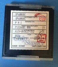 OP400GBC PMI QUAD LOW OFFSET LOW POWER OP AMP 11/units
