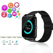 Latest Smart Watch with Camera Text Call Mic Speaker for iPhone 7 8 X XR XS MAX