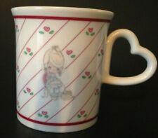 1986 Precious Moments Mother's Day Coffee Mug