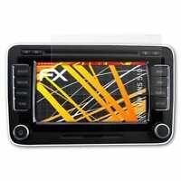 atFoliX 3x Protecteur d'écran pour VW RNS 510 Écran protecteur HD-Antireflet