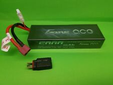 Gens ace 5000mAh 7.4V 50C/100C 2S Lipo Battery W/ TRAXXAS ADAPTER SLASH RUSTLER