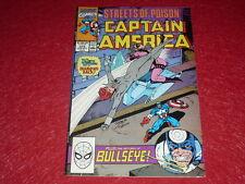 [BD COMICS MARVEL USA] CAPTAIN AMERICA # 373 - 1990
