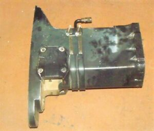 Johnson 90 HP 2 Stroke Outer Exhaust Housing PN 0340824 Fits 1991-2000