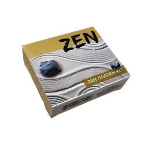 Desktop Mini Zen Garden Kit Great Stress Relief New In Box