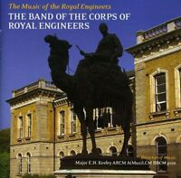 The Band Of The Corps Of Royal Engineers - The Music of The Royal Engineers [CD]