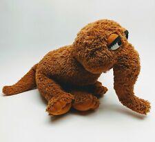 "SNUFFLEUPAGUS Sesame Street Muppets 16""Plush Stuffed Animal Hasbro Toy"