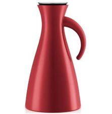 Eva Solo Red Vacuum Jug 1.0l Stainless Steel Thermal Flask