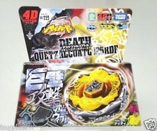 TAKARA TOMY JAPAN BEYBLADE METAL FUSION BB119 Death Quetzalcoatl 125RDF+Launcher