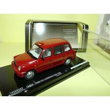 TX1 LONDON TAXI CAB 1998 Bordeaux VITESSE 10204 1:43