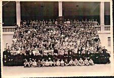 1950ca FOTO DI CLASSE SCOLARESCA - ISTITUTO COLLEGIO DON BOSCO DI GENOVA