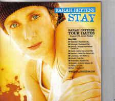 Sarah Bettens-Stay cd single
