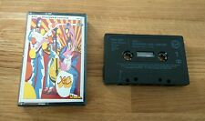XTC Oranges & Lemons Original UK Cassette Virgin TCV2581 Art Rock New Wave Psych