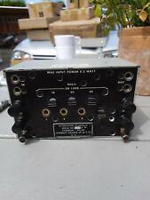 Attenuator TS-402A/U, Contract DAAB05-69-M-Y-121,
