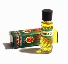 GANESHA 6ml Olio di henné (scurisce Henné Pasta Tatuaggio) JB