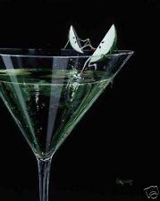 "*Michael Godard-""TESTING THE WATER"" Apple Martini-Art*G"