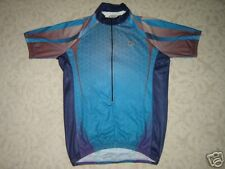 New  BLUE Classic Collection Cycling Jersey size S