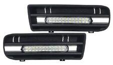 LED Tagfahrleuchten - VW Golf 4 - Tagfahrlicht DRL TFL inkl. Rahmen/Blenden