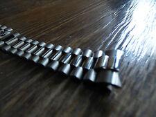20mm presidente Pulsera sólido acero se adapta a Day-Date, 20mm Estuche De Ostra