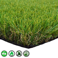 Artificial Grass 13ftx7ft Rug Synthetic Turf Carpet Mat Garden Lawn for Outdoor