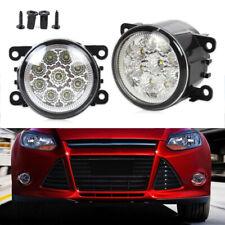 2x LED Fog Light Lamp Replacement H11 Bulb For Acura Honda Ford Nissan Subaru