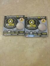 Lot Of 2 Packs BedDefense Bed Bug Prevention Device 60 Day Supply Each Pack