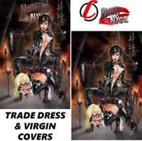 RARE: NOTTI & NYCE CATFIGHT COSPLAY SET - TRADE DRESS & VIRGIN - EBAS EXCLUSIVE