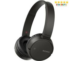 Sony WH-CH500 Wireless Bluetooth On-ear Headphones with NFC & Hands Free - Black