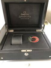 Box Omega Apollo Soyuz 35 Th Anniversary Set