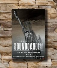24x36 14x21 Poster 2017 Chris Cornell Soundgarden Concert USA Box Tour Art P1439